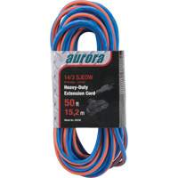 Triple Tap All-Weather TPE-Rubber Extension Cords with Light Indicator XH236 | Calgary Warehouse Equipment